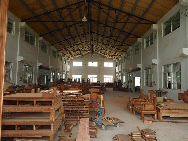 红木家具厂转让